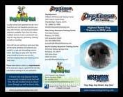 Graphic Design Inscrição do Concurso Nº1 para Design a Partnership Brochure for Off Leash K9 Raleigh and Pups Day Out