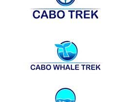 #14 untuk Design a Logo for Cabo Trek | Whale watching and more oleh airbrusheskid