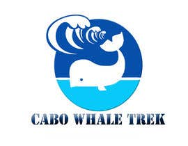 #34 untuk Design a Logo for Cabo Trek | Whale watching and more oleh kelum02