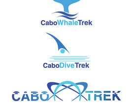 #8 para Design a Logo for Cabo Trek | Whale watching and more por duric