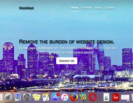 #8 for Website for a Website Design Company by CharlesOlomofe