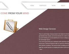 #5 for Website for a Website Design Company by EHFLServices