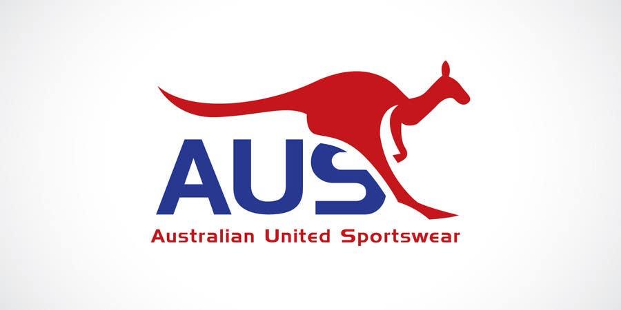 Bài tham dự cuộc thi #                                        57                                      cho                                         T-shirt Design for Australian United Sportswear