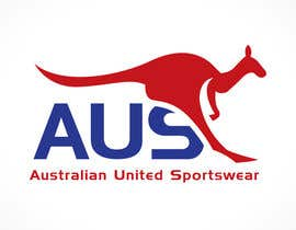 #57 para T-shirt Design for Australian United Sportswear de dragongal