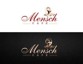 #92 para CONCEPT For Mensch Cafe / Logo por desi9ntrends
