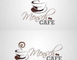 #65 for CONCEPT For Mensch Cafe / Logo by pinkulu2k