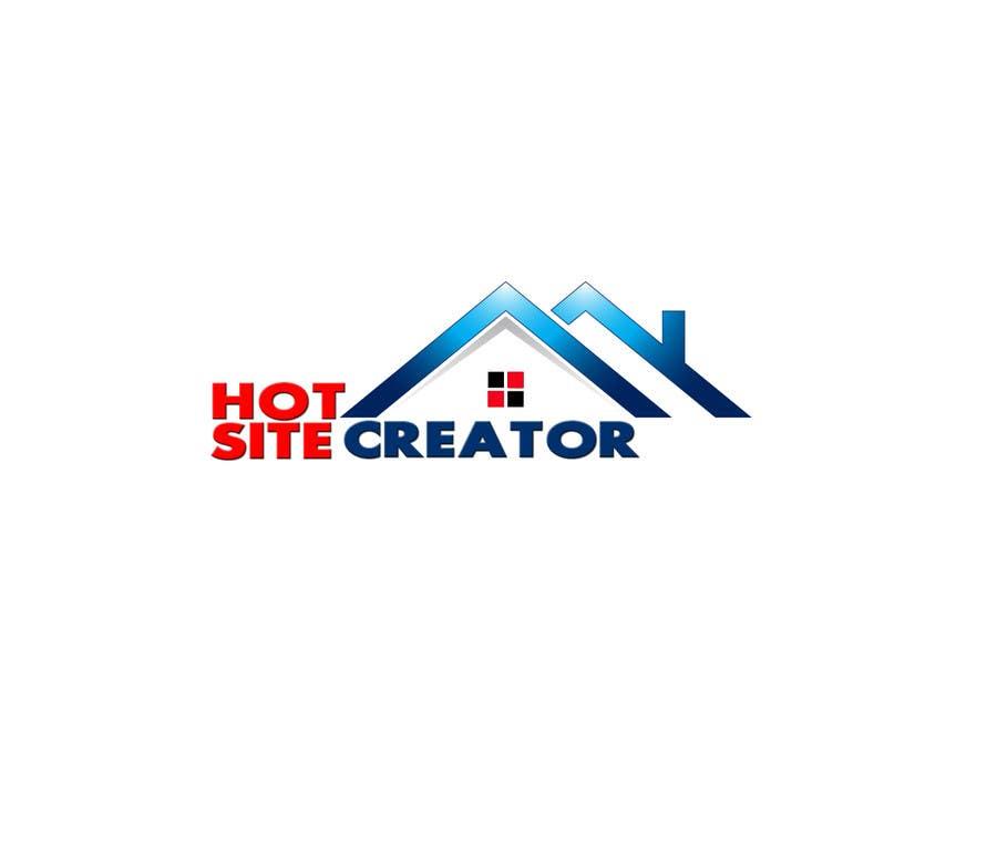 Bài tham dự cuộc thi #                                        3                                      cho                                         Logo for Hotsite creator web service