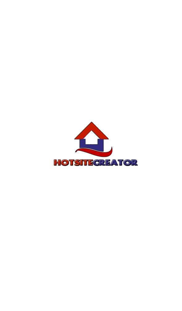 Bài tham dự cuộc thi #                                        4                                      cho                                         Logo for Hotsite creator web service