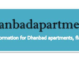 #5 untuk Design a Banner for DhanbadApartments.com oleh mang30