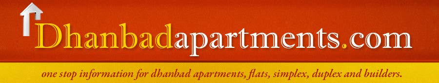 Contest Entry #28 for Design a Banner for DhanbadApartments.com