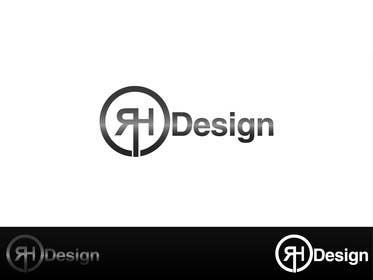 #39 para Design eines Logos for RH DESIGN por Abdulhadijatoi
