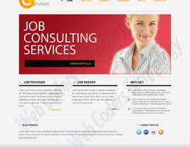 #1 para Design for a Marketing / Consulting website por jemes87