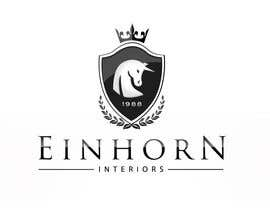 #271 for Design eines Logos for EINHORN Interiors by twindesigner