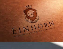 #279 for Design eines Logos for EINHORN Interiors by twindesigner
