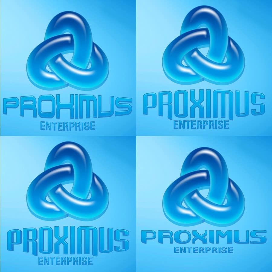 Konkurrenceindlæg #20 for Design a Logo for new Company Proximus Enterprise