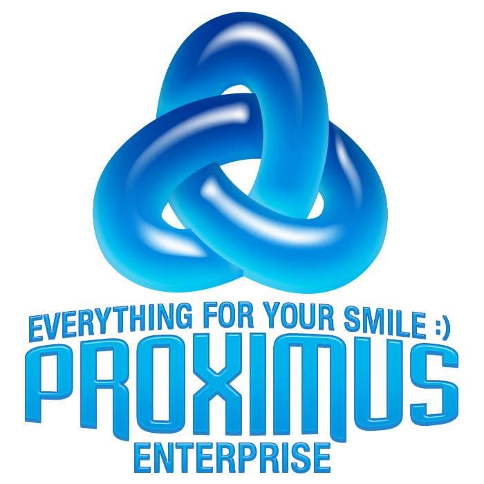 Contest Entry #                                        24                                      for                                         Design a Logo for new Company Proximus Enterprise