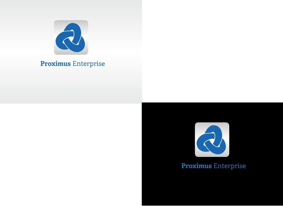 Contest Entry #                                        6                                      for                                         Design a Logo for new Company Proximus Enterprise