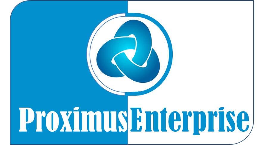 Contest Entry #                                        11                                      for                                         Design a Logo for new Company Proximus Enterprise