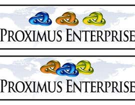 #12 untuk Design a Logo for new Company Proximus Enterprise oleh curcarwhite