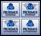 Graphic Design Contest Entry #22 for Design a Logo for new Company Proximus Enterprise