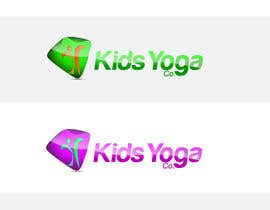 Sanjoydas7 tarafından Design a Logo for Kids Yoga using your creativity için no 46