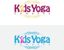 Sanjoydas7 tarafından Design a Logo for Kids Yoga using your creativity için no 61