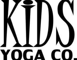 kristinsharpe tarafından Design a Logo for Kids Yoga using your creativity için no 13