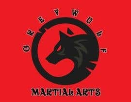 #6 para Design a Logo for Greywulf Martial Arts por lukkarajababu