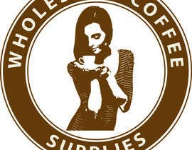 #40 untuk Design a Logo for a Wholesale Coffee Supplies business oleh Lord5Ready2Help