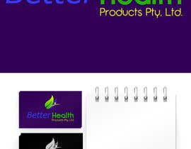 #48 para Design a Logo for company distributing health products por zapanzajelo