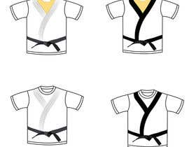 #5 untuk Design a T-Shirt for a kids martial arts program oleh andreiadobrota