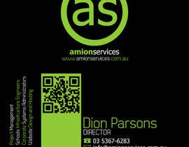 #7 cho Design some Stationery for Amion Services bởi crisjasonsantos