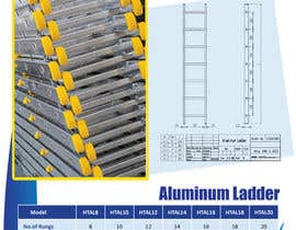 #6 cho Design a Two Page Brochure for HIGHTAIL Ladders & Casters bởi CBDesigns101