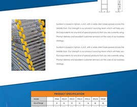 #15 for Design a Two Page Brochure for HIGHTAIL Ladders & Casters af SheryVejdani