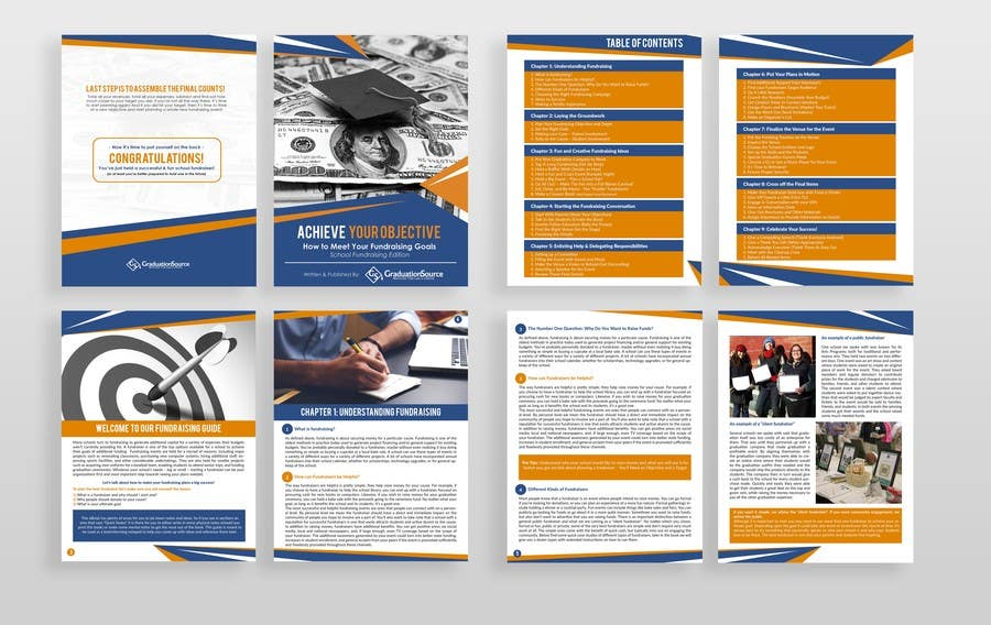 Entry 21 By Niyajahmad For Design An Ebook Template In