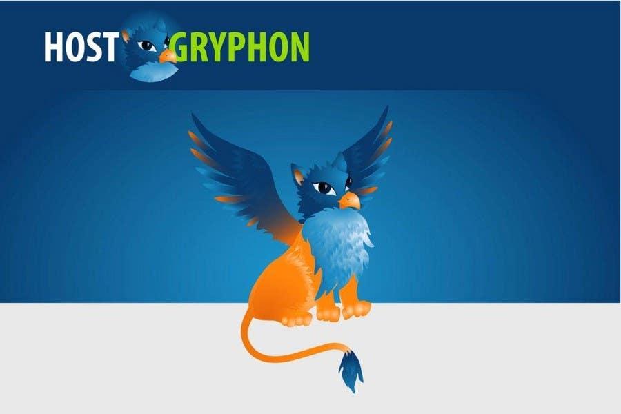 Konkurrenceindlæg #                                        35                                      for                                         Graphic Design for Host Gryphon