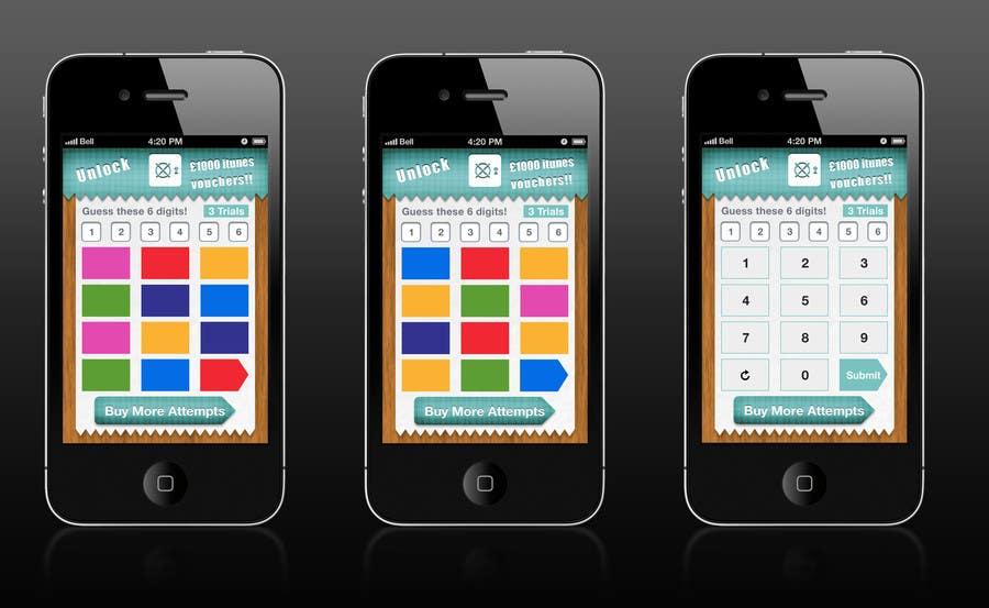 Penyertaan Peraduan #                                        29                                      untuk                                         Create this simple iOS app
