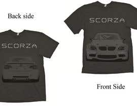 #28 for T-shirt & Hoodie Design for Scorza af chaudhryali