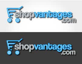 nº 284 pour Logo Design for ShopVantages.com par Jhacobson