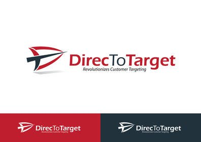 #13 for Design a Logo for DirecToTarget by mariadesigns78