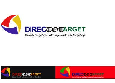 #12 for Design a Logo for DirecToTarget by ilaroon