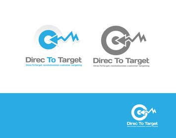 #2 for Design a Logo for DirecToTarget by Blissikins