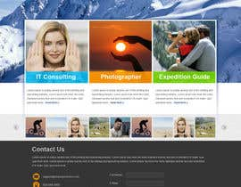 #37 untuk Design a Website for Unik Experience. oleh BillWebStudio