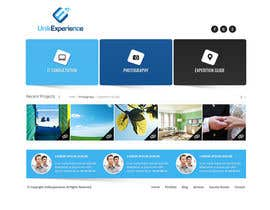 #7 para Design a Website for Unik Experience. por Pavithranmm
