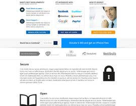 #4 for Create a landing page for neoEYED by Pavithranmm