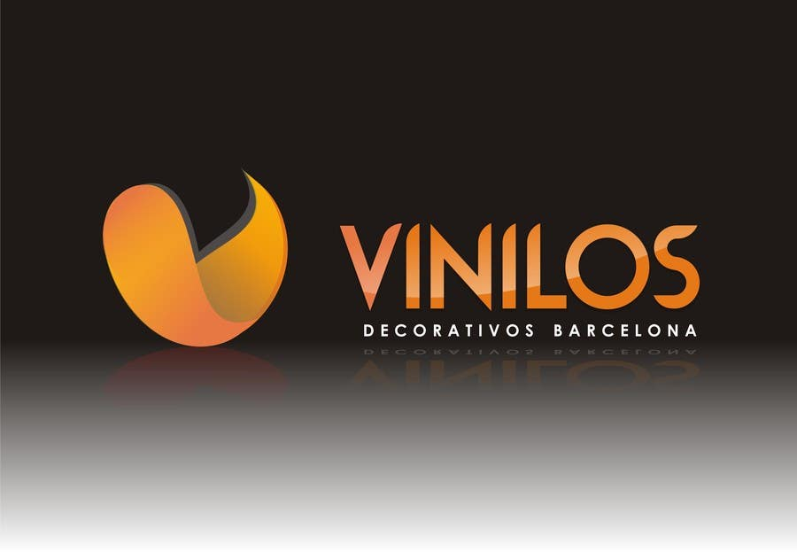 #22 for Design a Logo for a decorative vinyl web by xahe36vw