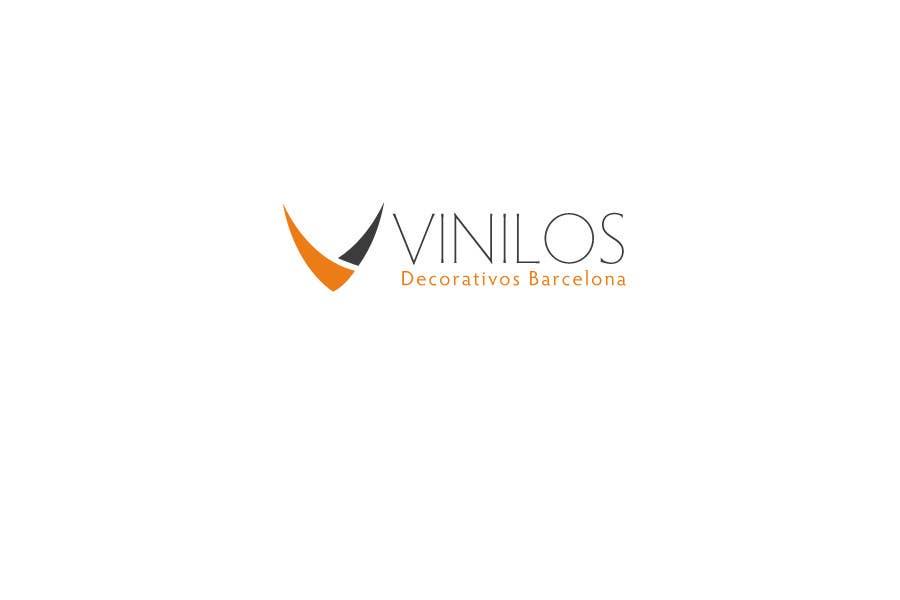 Inscrição nº 24 do Concurso para Design a Logo for a decorative vinyl web