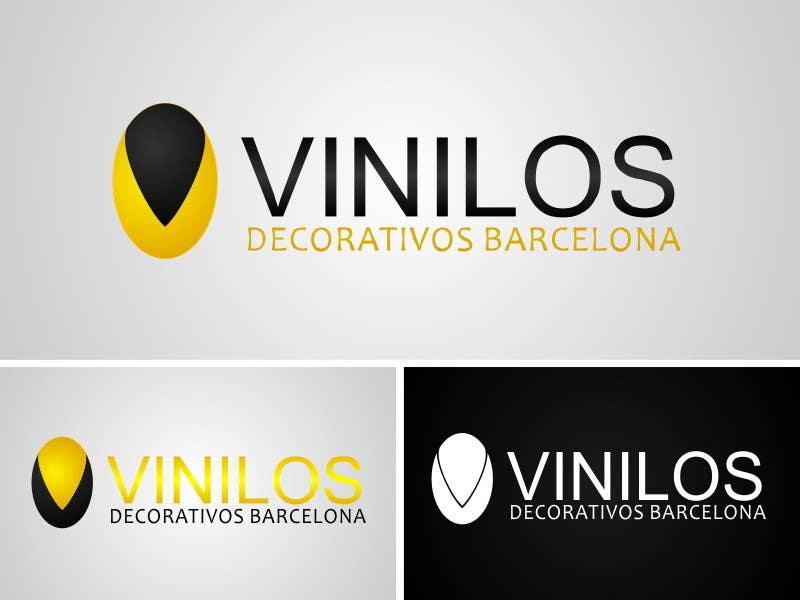 Inscrição nº                                         48                                      do Concurso para                                         Design a Logo for a decorative vinyl web