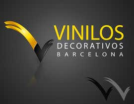#27 for Design a Logo for a decorative vinyl web by hafizawais456