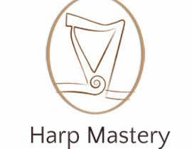 flashbogdan tarafından Design a Logo for Harp Music Coaching için no 2